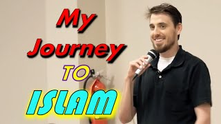 My Journey to Islam – Brother Ross