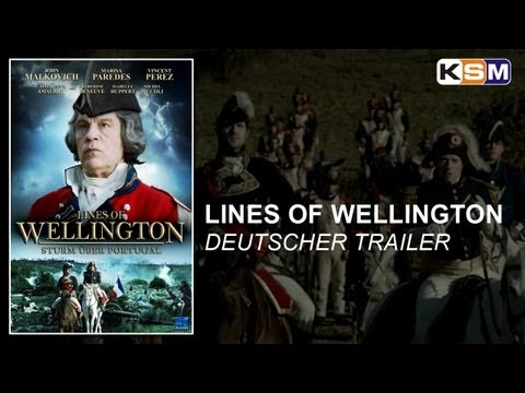 Lines of Wellington - Sturm über Portugal (Deutscher Trailer) || KSM