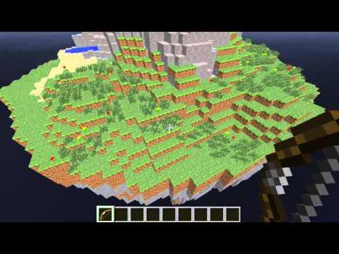 Map Review, The Floating Vulcano [Español]