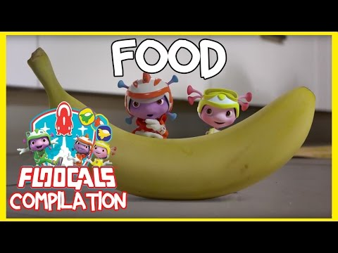 Project: Food | Floogals Compilation | ZeeKay Junior