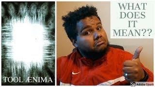 Tool Aenima (Reaction) First Listen