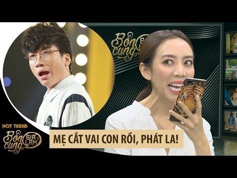 Thu Trang chơi lầy gọi điện thông báo cắt hết vai Phát La trong Bổn cung giá lâm thumbnail