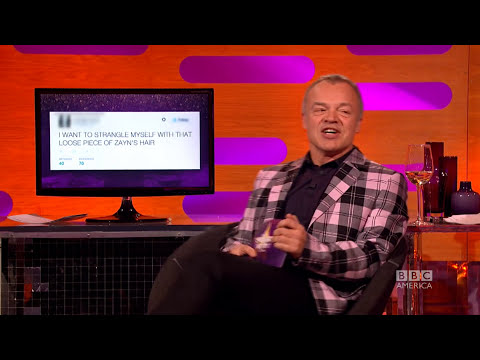 One Direction Review Tweets Reacting to Zayn's Hair - The Graham Norton Show on BBC America