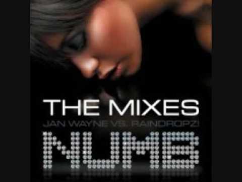 Jan Wayne vs. Raindropz! Numb (Handz Up Club Mix)