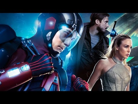 Legends of Tomorrow - SYFY WIRE