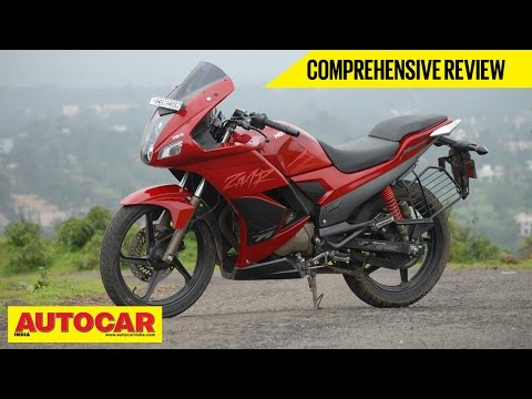 2014 Hero Karizma ZMR | Comprehensive Review | Autocar India