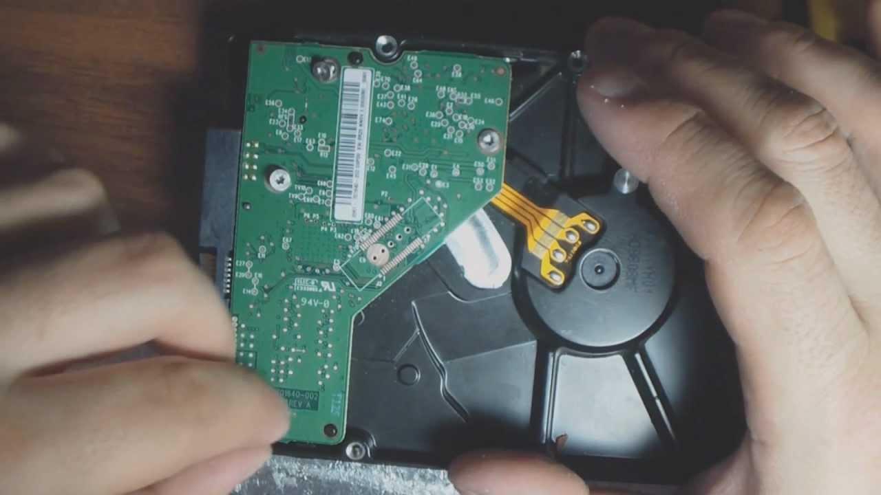 Внешний жесткий диск ремонт своими руками 77