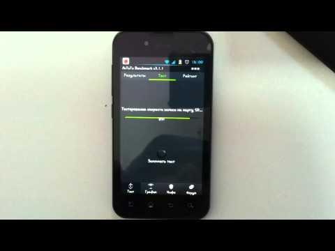 Обзор нашего LG Optimus Black P970