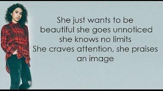 Download lagu Alessia Cara -  Scars To Your Beautiful lyrics gratis