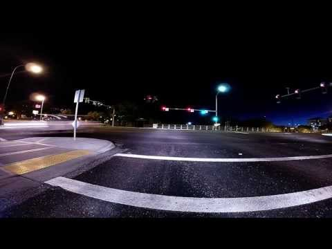 GoPro Hero 3+ Time Lapse Test!