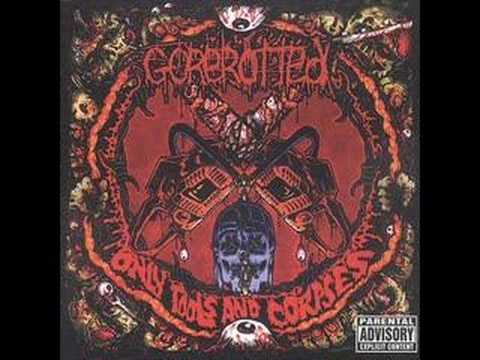 Gorerotted - Masticated By The Spasticated