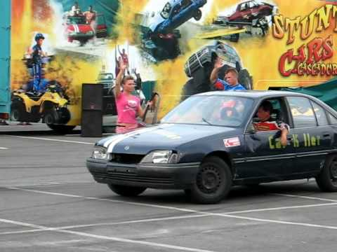 Stunt Cars & Monster Truck Show 1