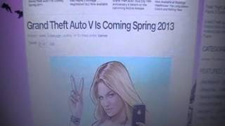 GTA V OFFICIAL RELEASE DATE!!