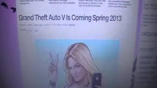 GTA V OFFICIAL RELEASE DATE!!