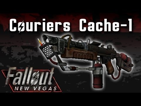 Fallout New Vegas Mods: Couriers Cache - Part 1