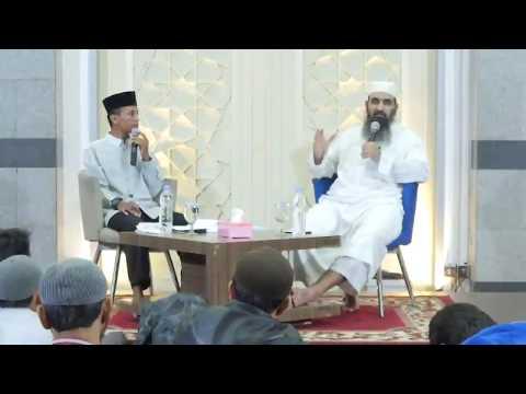 "[LIVE] Memggapai Husyu' Dalam Sholat "" Part 3"" - Syaikh Malik Hussein Sya'ban"