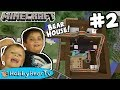 Minecraft Build Bear Tree House Part 2 HobbyBearTV