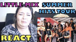 Little Mx - Summer Hits Tout (2/3) | REACT | Canal Mixturinha