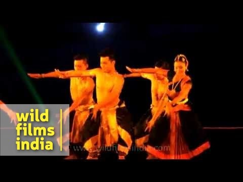 8th Delhi International Arts Festival Purana Qila Aswara Dance Company Malaysia L 69 08