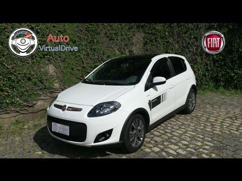 Avaliação Fiat Palio Sporting Dualogic com teto sky wind - AutoVirtualDrive