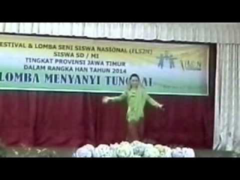 Kutho Malang Awe Awe by  Monica Lomba tk  Provinsi Jatim 2014