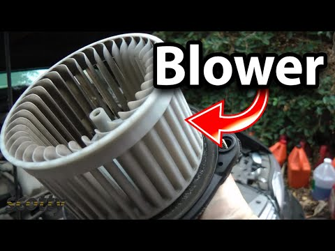 Replacing A Blower Motor That Doesn't Blow
