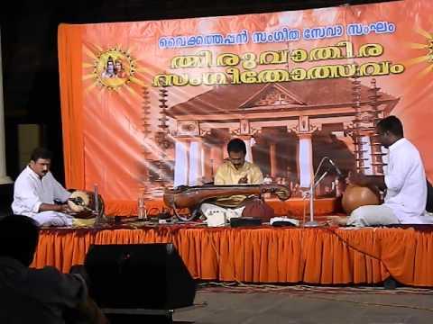 Thaniyavarthanam-mruthamgam:keralavarma Kottayam,ghatom :shinugopinath Kottayam video