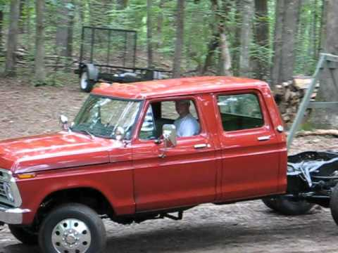 1979 Ford F250 Crew Cab For Sale