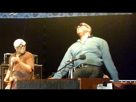 Ellis Hall, Michael Burks, Vasti Jackson, Legendary Blues Cruise 2011