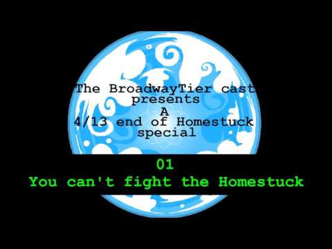 Broadway Karkat - You Cant Fight The Homestuck