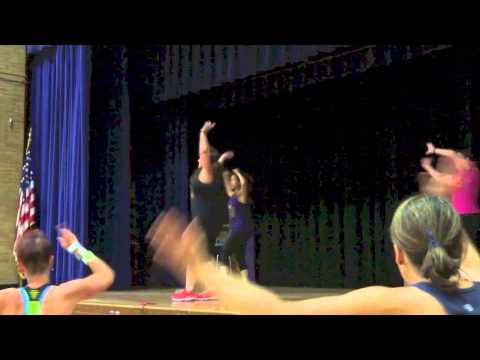 Zumba(r) Master Class with Ann Saldi and Acea Theroux