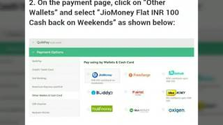 Get free movie tickets by Jio to any users.
