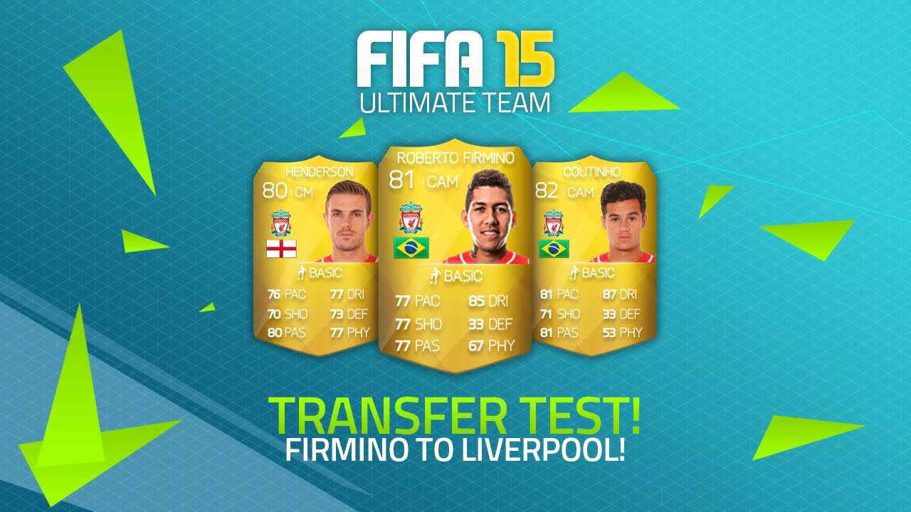 Liverpool Stats Fifa 15 Liverpool | Fifa 15 Ultimate