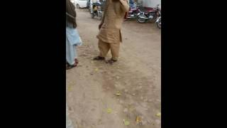 Baba Naseer chole wala in Bahawalpur city 2016