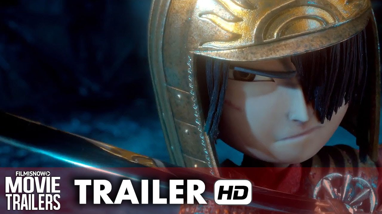 KUBO AND THE TWO STRINGS Official Trailer - Epic action-adventure [HD]