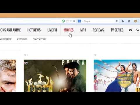 How to download latest Tamil Movies Free and Tamil dubbed movies