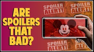 AVENGERS ENDGAME LEAKS - WHY SPOILERS ARE BAD