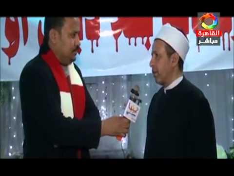 نادي شبان الخارجة بالوادي الجديد ينظم ندوة لا للإرهاب - بهاء مرسي ومحمود زمزمي وهدير محمود