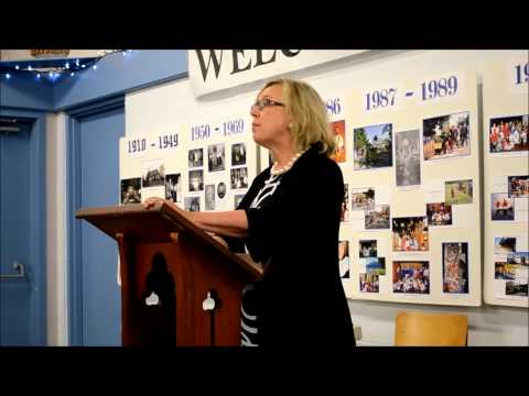 Elizabeth May - Sidney Town Hall - September 2013 - Keystone XL Pipeline and Climate Change