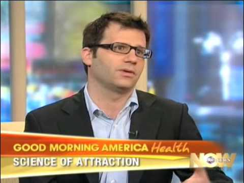 Dr. Sharon Moalem on Good Morning America
