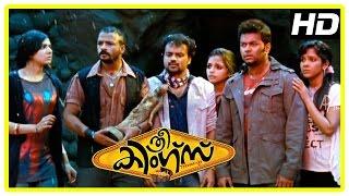 Three Kings - Malayalam Movie | Three Kings Malayalam Movie | Trio in Reality Show | 1080P HD
