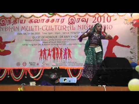 Resham Ka Rumal - Meenakshi Dance