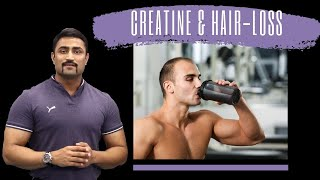 CREATINE & HAIR LOSS – THE STUPID FACT