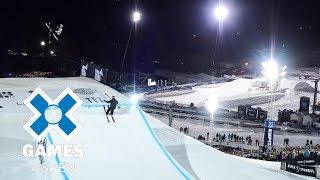 James Woods wins Men's Ski Big Air bronze | X Games Aspen 2018
