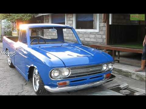 Datsun 520 Pickup Restoration