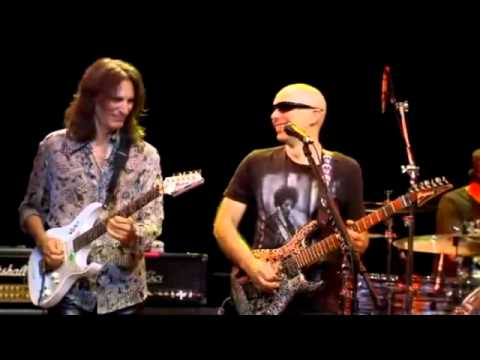 Going Down (Freddie King cover) feat. Orianthi, Joe Satriani&Steve Vai
