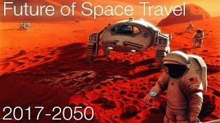 Future of Space Travel: 2017-2050 - Short Documentary Video