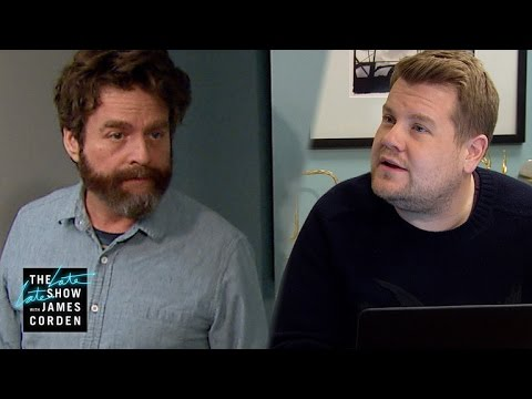 Watch Streaming  zach galifianakis has trouble describing indoor skydiving top show Full Length Movies
