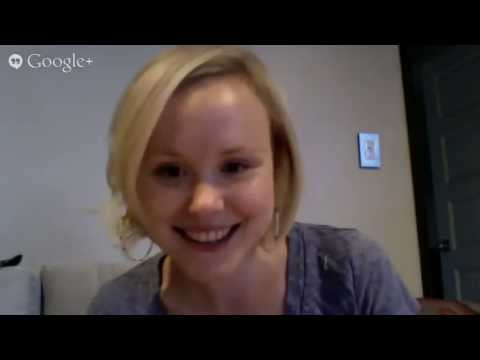 Alison Pill on 'The Newsroom'
