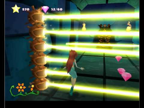 Winx Club (PS2) - more OOB spots and sightseeing (part 4)